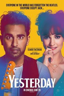 Yesterday movie