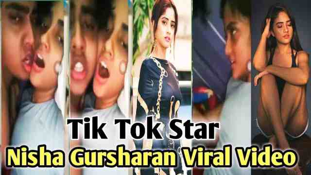 Nisha Guragain leaked video On the Internet