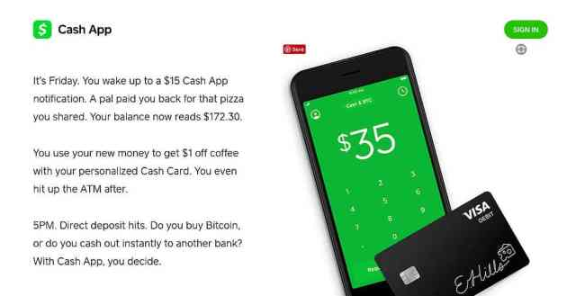 cash app reward code hack