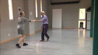 Swing out – Lindy hop