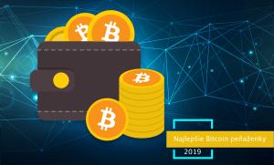 najlepšie bitcoin peňaženky 2019