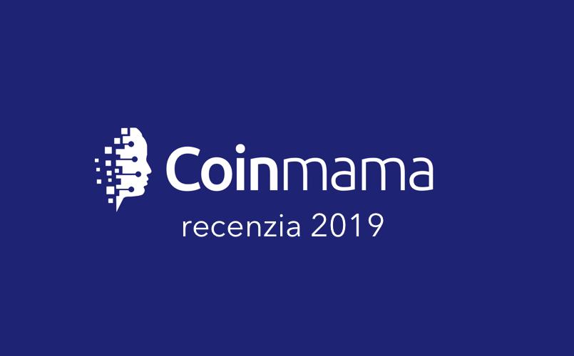coinmama recenzia