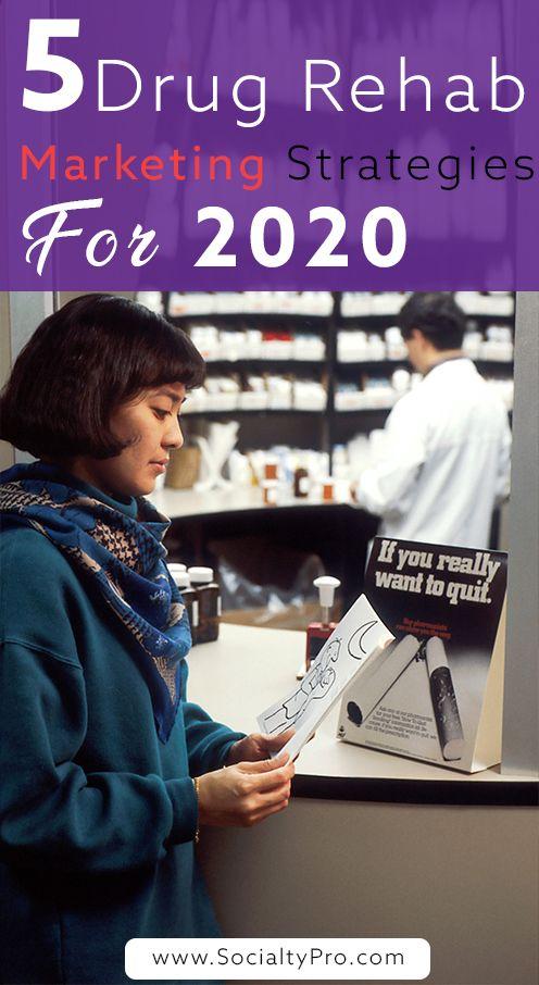 drug rehab Pinterest marketing