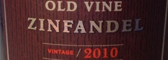 2010 Ravenswood Sonoma County Old Vine Zinfandel