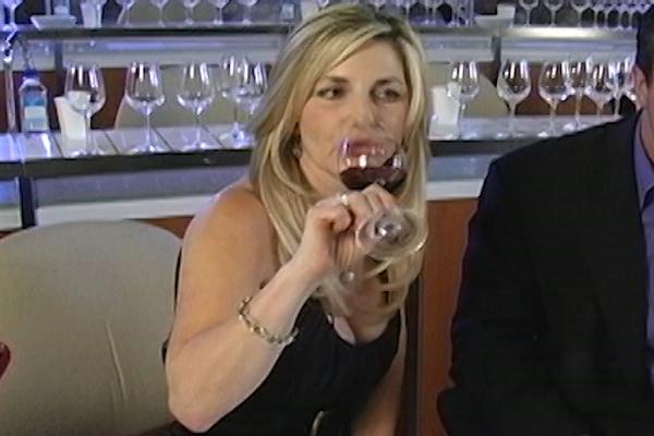 California Living Top #wineselfies