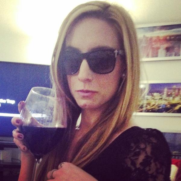 Wineteena Top #wineselfies