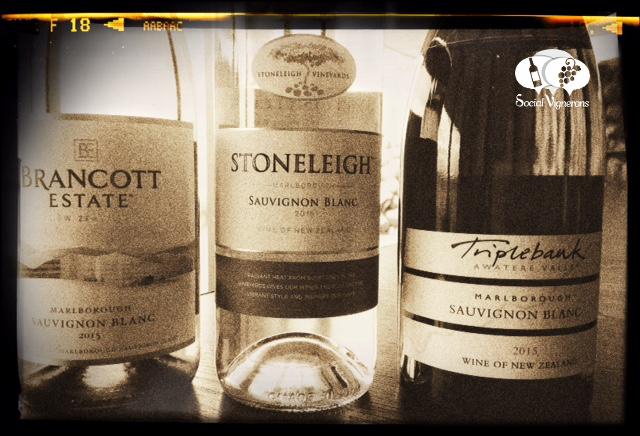 Brancott Estate Stoneleigh Triplebank wines bottles Social Vignerons