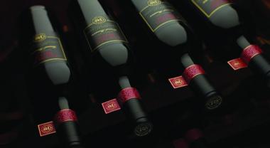 Church Road wines dark photography grande reserve