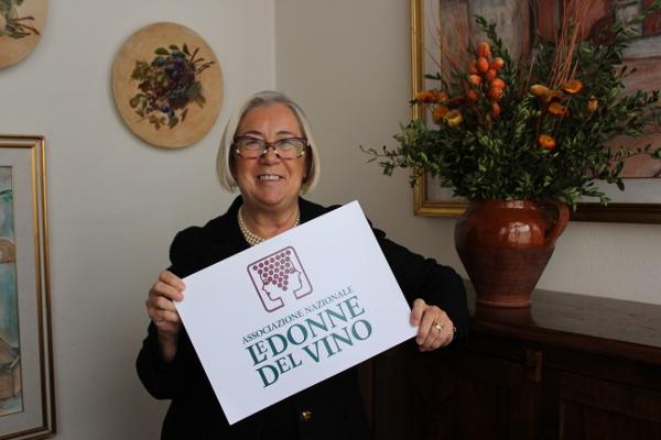 Donatella Cinelli Colombini Portrait winery owner associazione Donne del Vino wine women