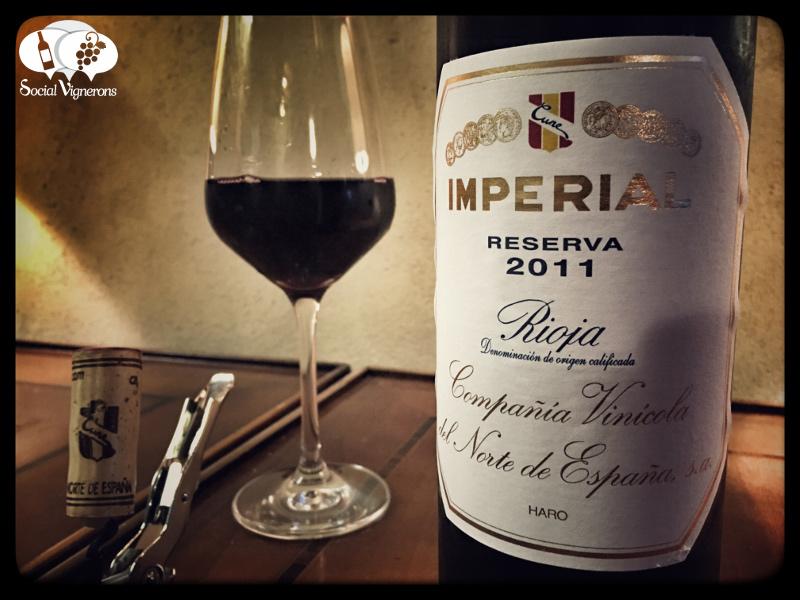 2011 CVNE Imperial Reserva, Rioja, Spain