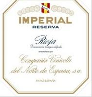 CVNE Imperial Reserva, Rioja, Spain