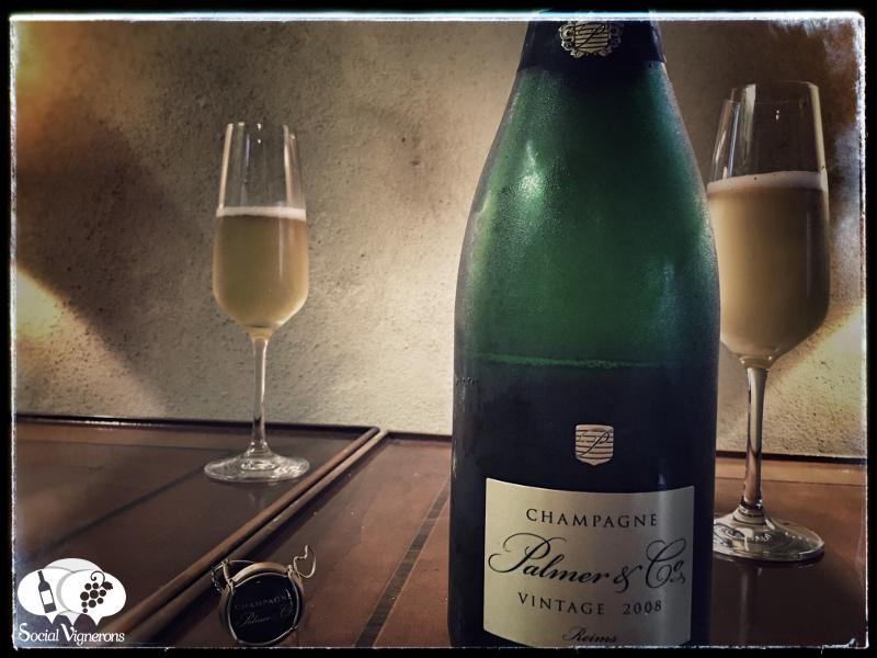 2008 Palmer & Co. Vintage Champagne Brut Millésimé, France