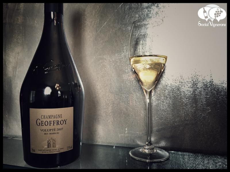 2007 Champagne René Geoffroy Cuvée Volupté Brut Premier Cru, France