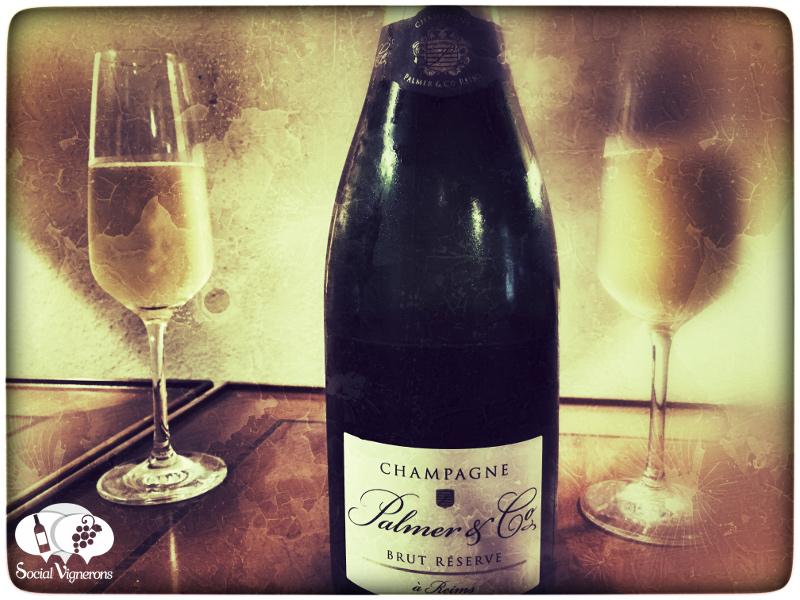 Palmer & Co Brut Réserve, Champagne, France