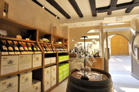 Cellar Door wine sales Domaine Joseph Mellot Sancerre winery estate