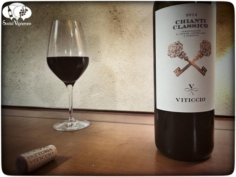 2014 Viticcio Chianti Classico DOCG, Tuscany