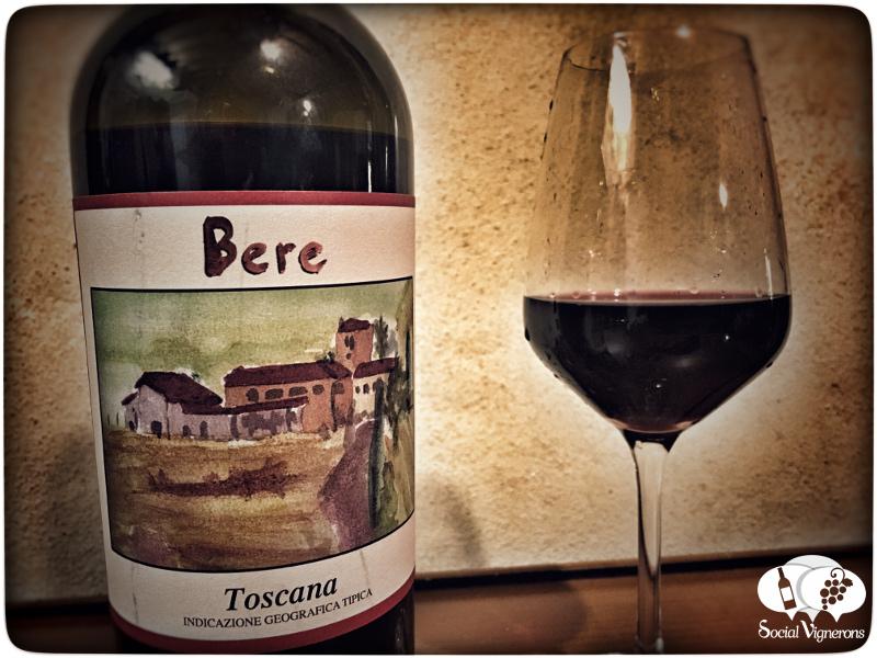 2014 Viticcio 'Bere' Toscana IGT, Italy