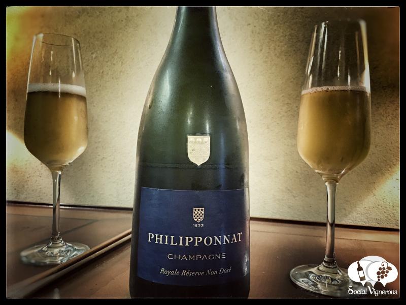 Philipponnat Royale Réserve Non-Dosé, Champagne