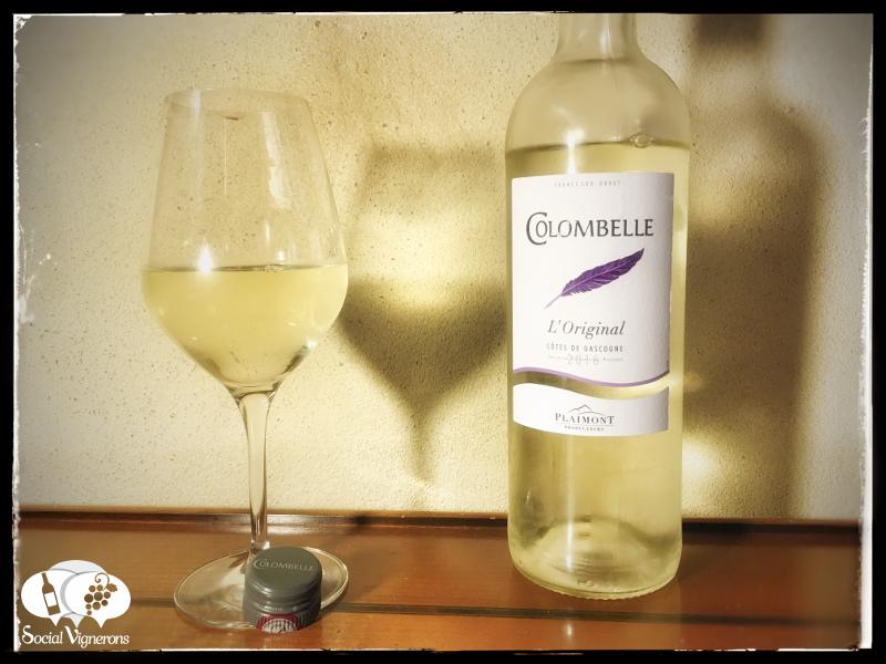 2016 Plaimont Colombelle l'Original Blanc, Côtes de Gascogne, France
