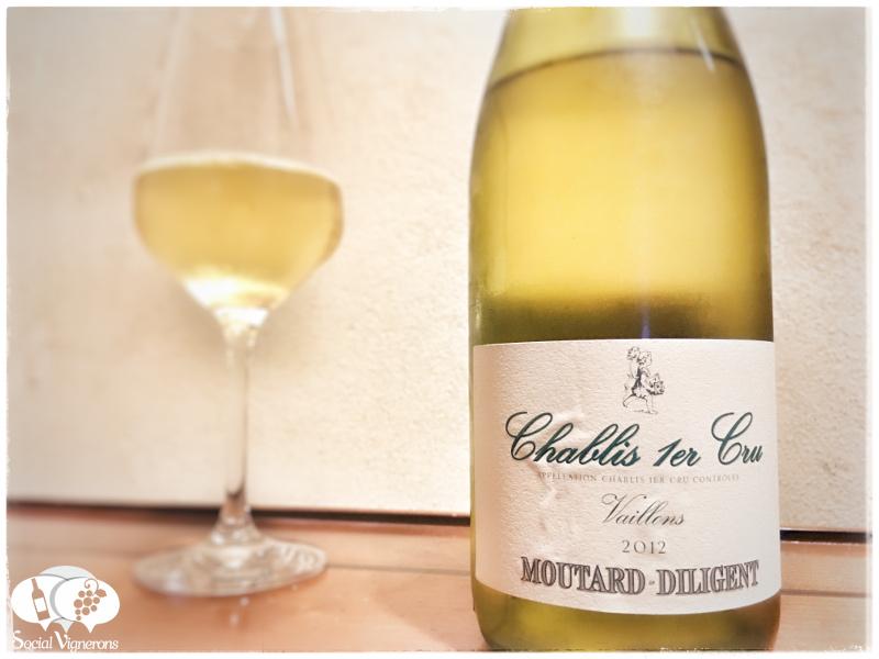 2012 Moutard Diligent Chablis Premier Cru Vaillons, Burgundy