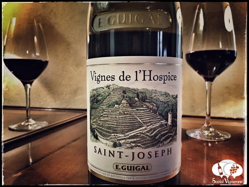 2013 E. Guigal Saint-Joseph Les Vignes de l'Hospice, Rhône, France