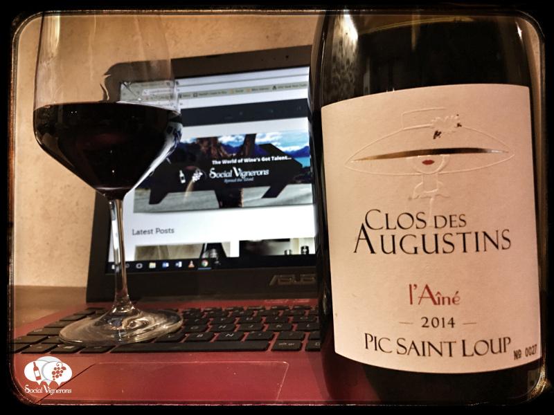 2014 Clos des Augustins l'Ainé Pic Saint Loup, Languedoc