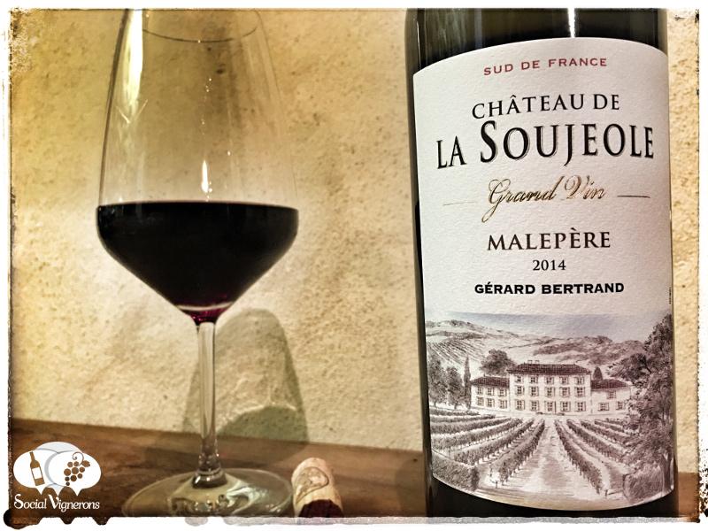 2014 Gérard Bertrand Château la Soujeole Grand Vin Malepère, Languedoc