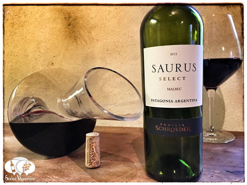 2013 Familia Schroeder Saurus Select Malbec, Patagonia, Argentina