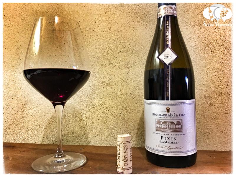 2015 Bouchard Ainé et Fils Fixin La Mazière Cuvée Signature, Burgundy Pinot Noir