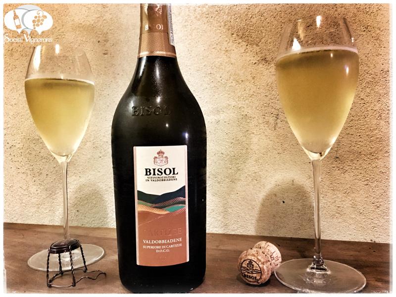 Bisol Dry Prosecco Conegliano Valdobbiadene Superiore di Cartizze, Veneto, Italy