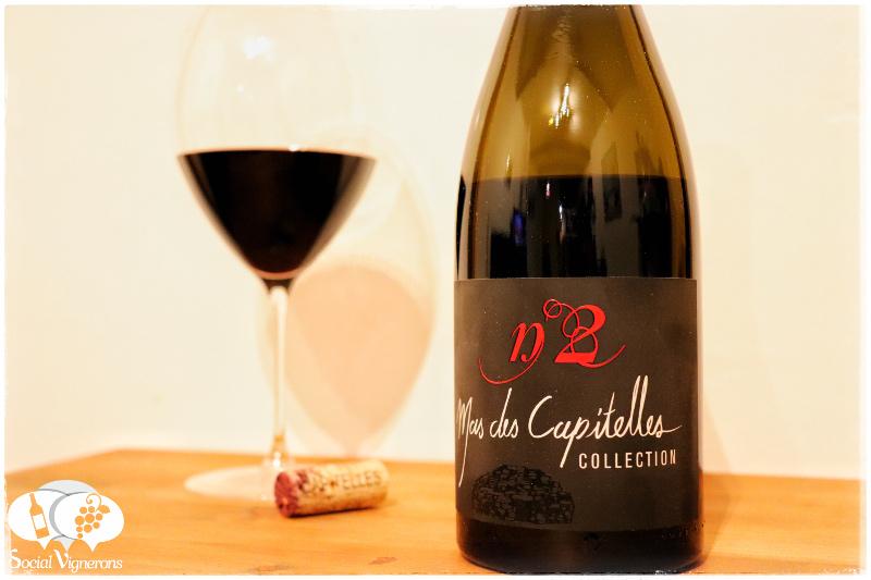 2011 Mas des Capitelles Collection N°2 Faugères, Languedoc