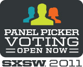 SXSW Interactive Panel Voting