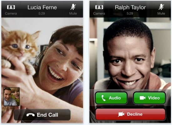 Skype for iPhone, iPod touch, and iPad on the iTunes App Store