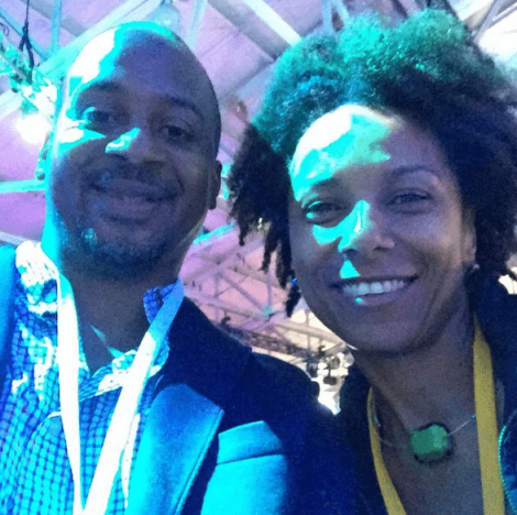Talked with Maxine Williams, Global Head of Diversity at Facebook at #f8 #f815