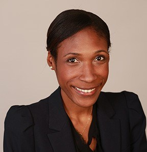 Candice Morgan head of diversity at Pinterest