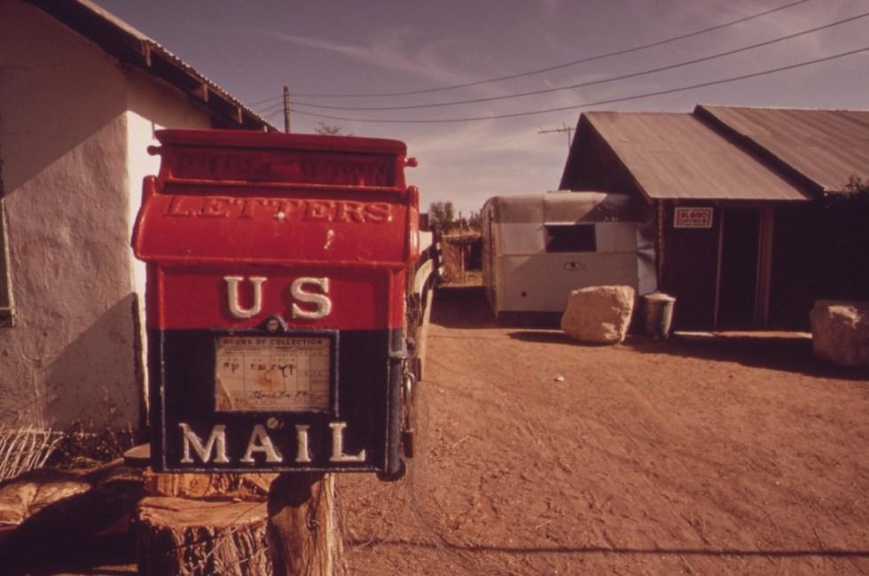 us mail box