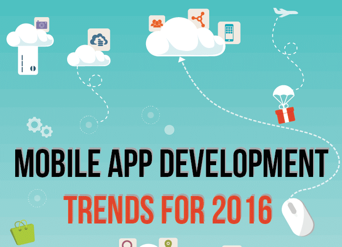 2016 MOBILE APP DEVELOPMENT TRENDS