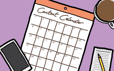 How to put together a social media content calendar