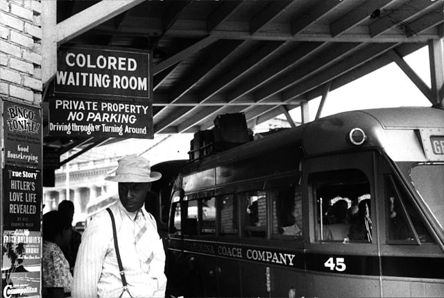 Social Welfare History Project Jim Crow Laws And Racial Segregation