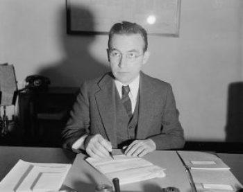 Arthur J. Altmeyer, Chairman of the Social Security Board
