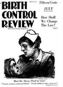 Birth Control Review 1919