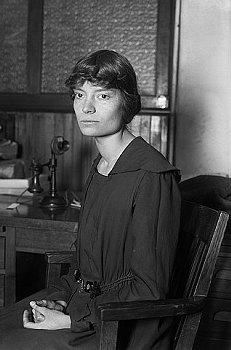 Dorothy Day, 1916