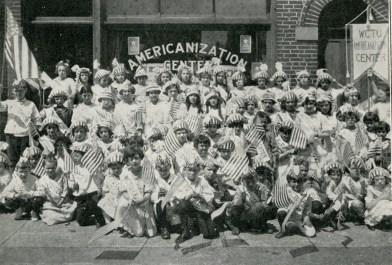 WCTU Americanization Center, 1633 Wash St., St. Louis, MO