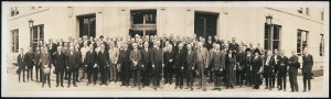 Representatives to the Un-employment Conference called by President Harding, Washington, D.C., Sept. 26, 1921