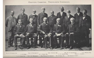 Executive Committee of the National Conference of Charities and Correction