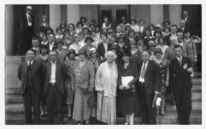 Founding Members of NFS in 1911