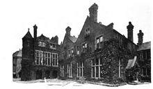Toynbee Hall -- 1902
