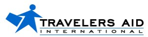 Travelers Aid International Logo