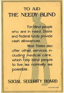 Aid for the Blind