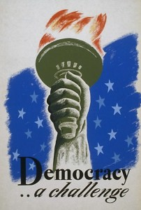 """Democracy...a challenge"""